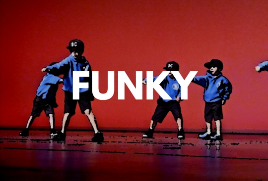 Ball funky xiquets-es